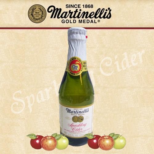 Martinelli Apple Cider 100% Apple Juice