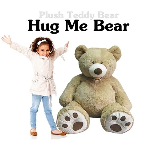 ハグミー ビッグベア 135cm くまのぬいぐるみ 全5色 SITTING BEAR 大きなクマ ぬいぐるみくま ぬいぐるみ テディベア ジャンボテディビッグ ベア 子供 人形 クリスマス 誕生日 プレゼント【smtb-ms】0558811