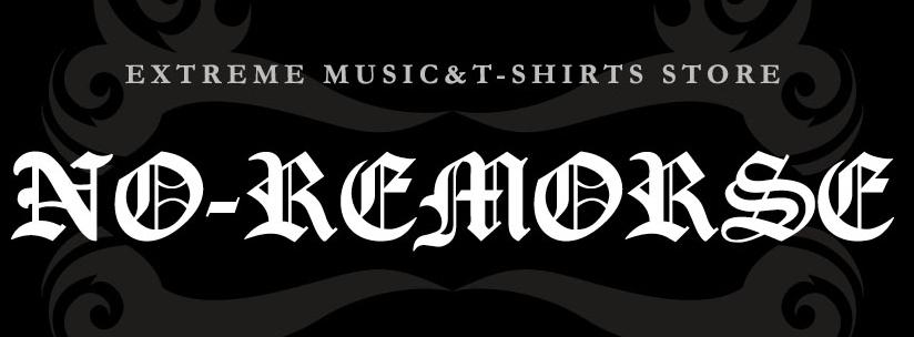バンドTシャツ NO-REMORSE:バンドTシャツ専門店