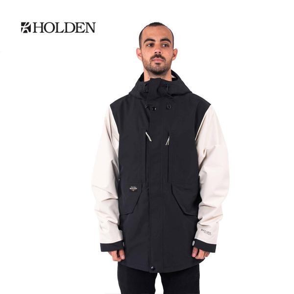 【在庫売りつくし】HOLDENホールデン スノーボードジャケットMEN'S HIGHLAND JACKETメンズ ハイランド ジャケットVintageIndigo/HLJ-H16-N-JK-VIN直輸入【あす楽対応】