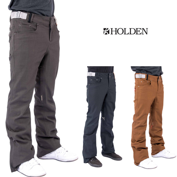 【在庫売りつくし】holdenホールデン スノーボードウェア パンツ ボトムスmens skinny standard pantメンズ スキニー スタンダードパンツ【あす楽対応】
