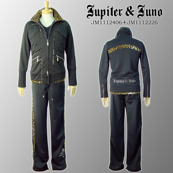 Jupiter&Juno ジュピターアンドジュノSkull Leopard Line Set Up(スカル レオパードラインセットアップ)※※※