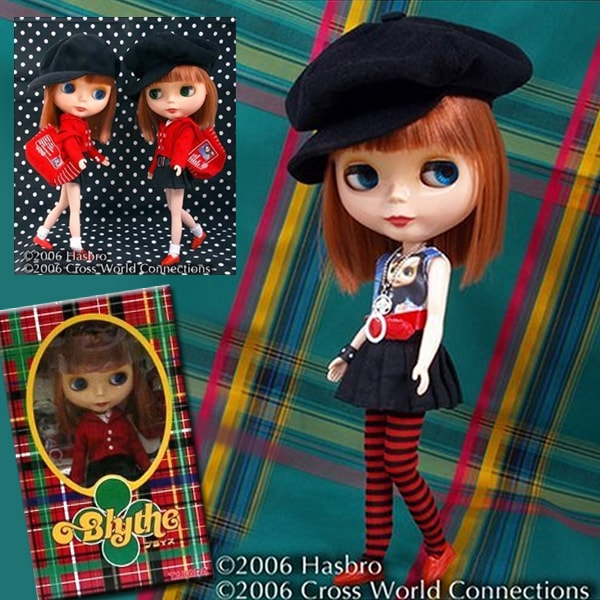 *BLL-001 BlythePiccadilly Dolly Encoreピカデリードリーアンコール