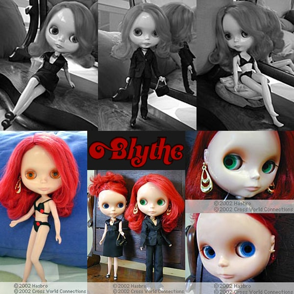 △Blythe Rouge Noir buraisurujunowaru