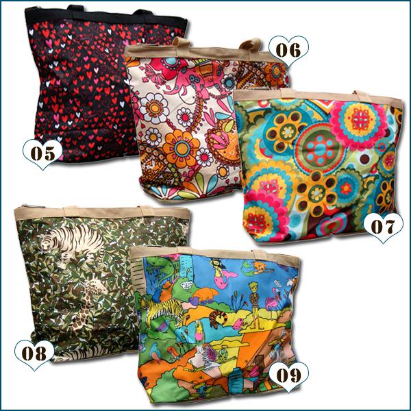 999 Yen! Light ♪ cute! Various-shaped nylon bags eco bags 004 BA