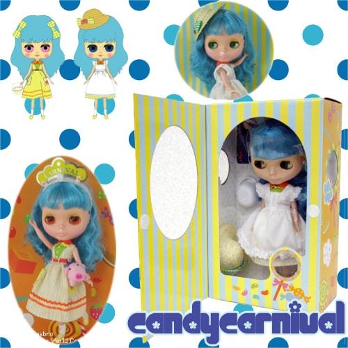 *SBL-12 BlytheCandyCarnivalキャンディカーニバル