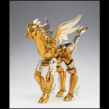 Bandai Saint Seiya Saint cloth myth series sea horse baian