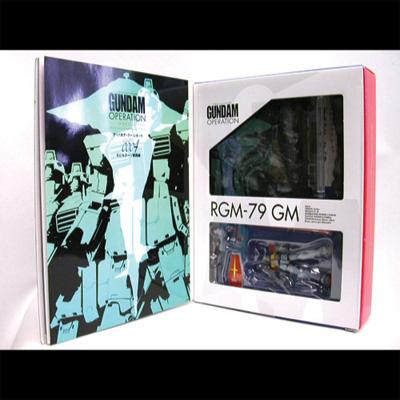 -精華 TOYBOOK toybook 高达操作一-鲍尔-辜系列 rgm 薄膜 79 GM 吉姆集合和还买了的开放供 2 星还便宜!