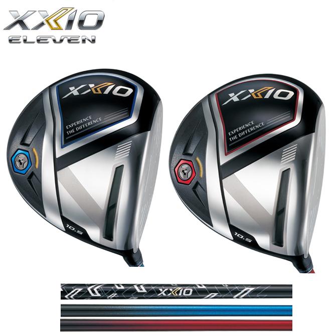 ゼクシオ XXIO 11 ドライバー ゼクシオイレブン MP1100 カーボンシャフト ゴルフクラブ 1Wウッド ダンロップ DUNLOP メーカー取り寄せ品