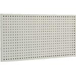 TRUSCO パンチングパネル基本パネル900×450 UPR-P450