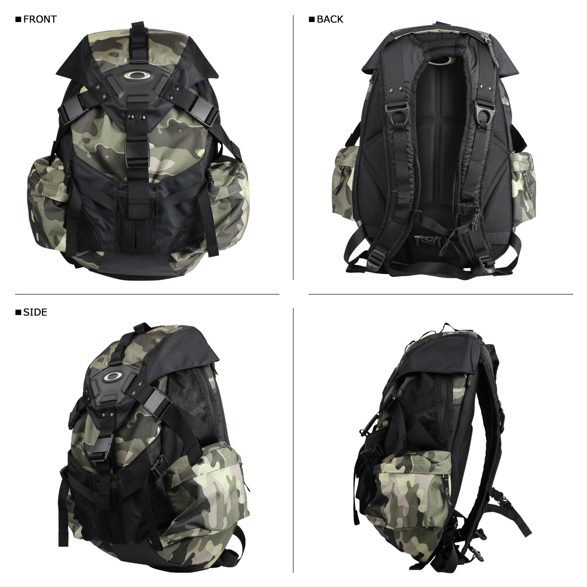 Oakley Oakley mens Backpack Rucksack 92075A ICON PACK 3.0 [9/8 new in stock]