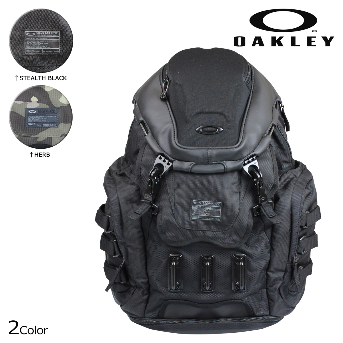 ALLSPORTS | Rakuten Global Market: Oakley Oakley mens Backpack ...