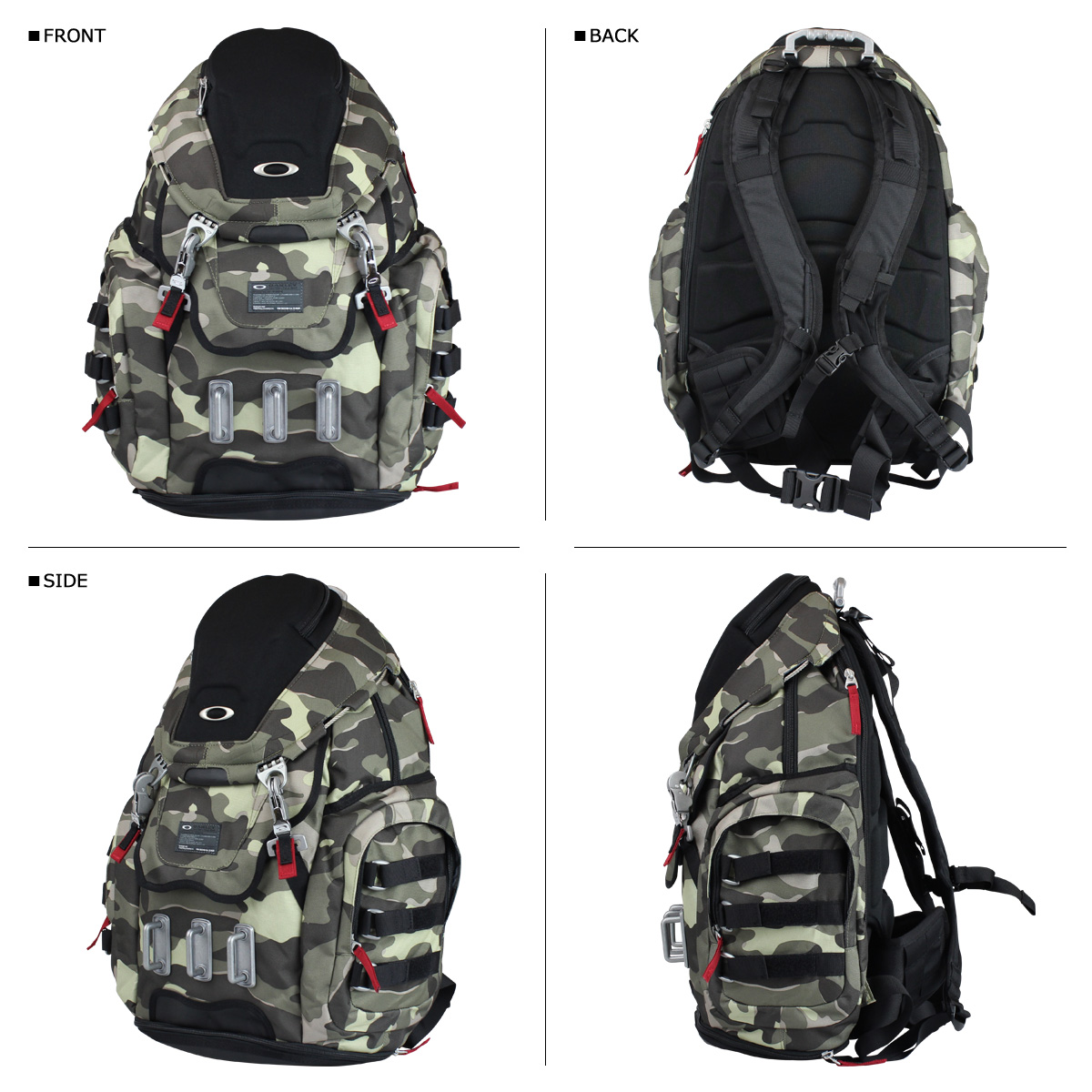 Oakley Kitchen Sink Backpack Singapore « Heritage Malta