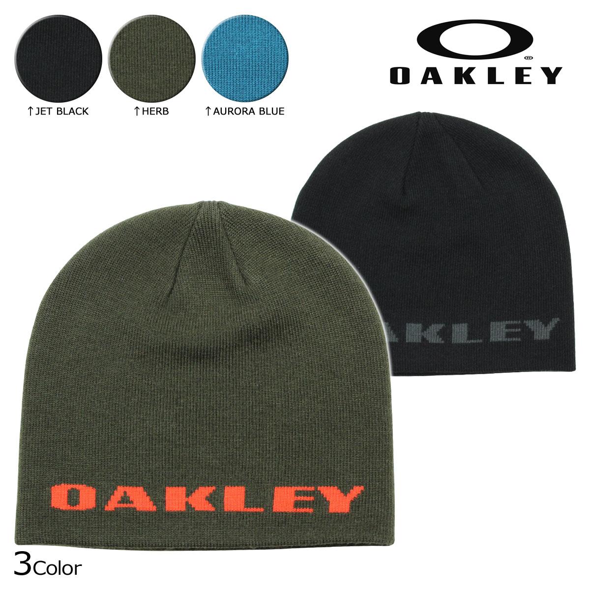 oakley beanie