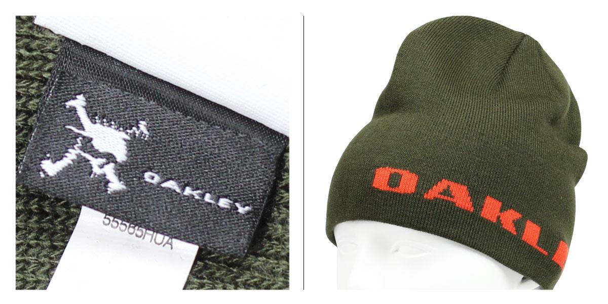 ca53fccfd7e ALLSPORTS  Oakley Oakley mens knit hat Beanie ROCKSLIDE BEANIE  9 8 ...