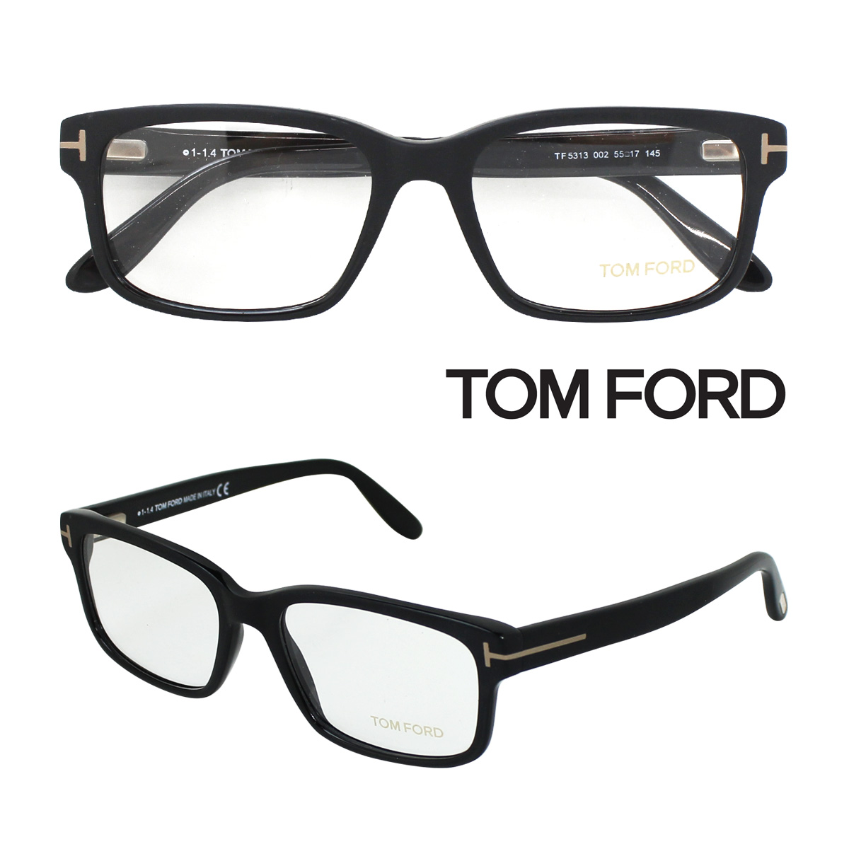 c9437177b30  glasses ♪ that it is high quality of TOM FORD made in Italy  ・It is  handmade and is finished mega ・Glasses frame of the simple Wellington type