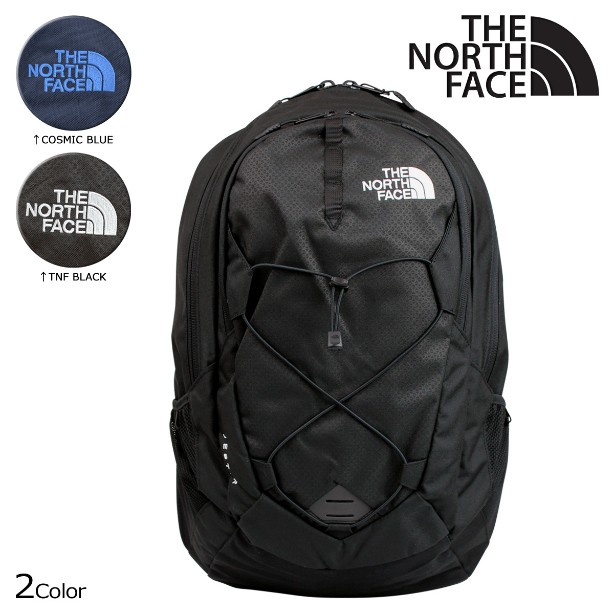 THE NORTH FACE JESTER BACKPACK 26L ノースフェイス リュック バックパック メンズ レディース [予約商品 4/10頃入荷予定 再入荷] [194]