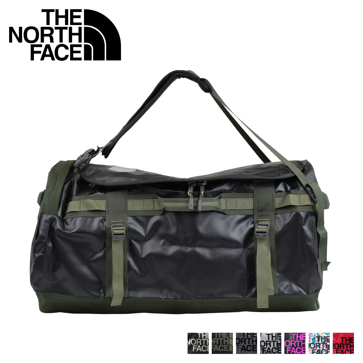 «Soon» «10 7 days stock» north face THE NORTH FACE mens Womens duffle bags  bag CWW1 95L 7 color BASE CAMP DUFFEL-L  10 7 new in stock  a065feff19b21
