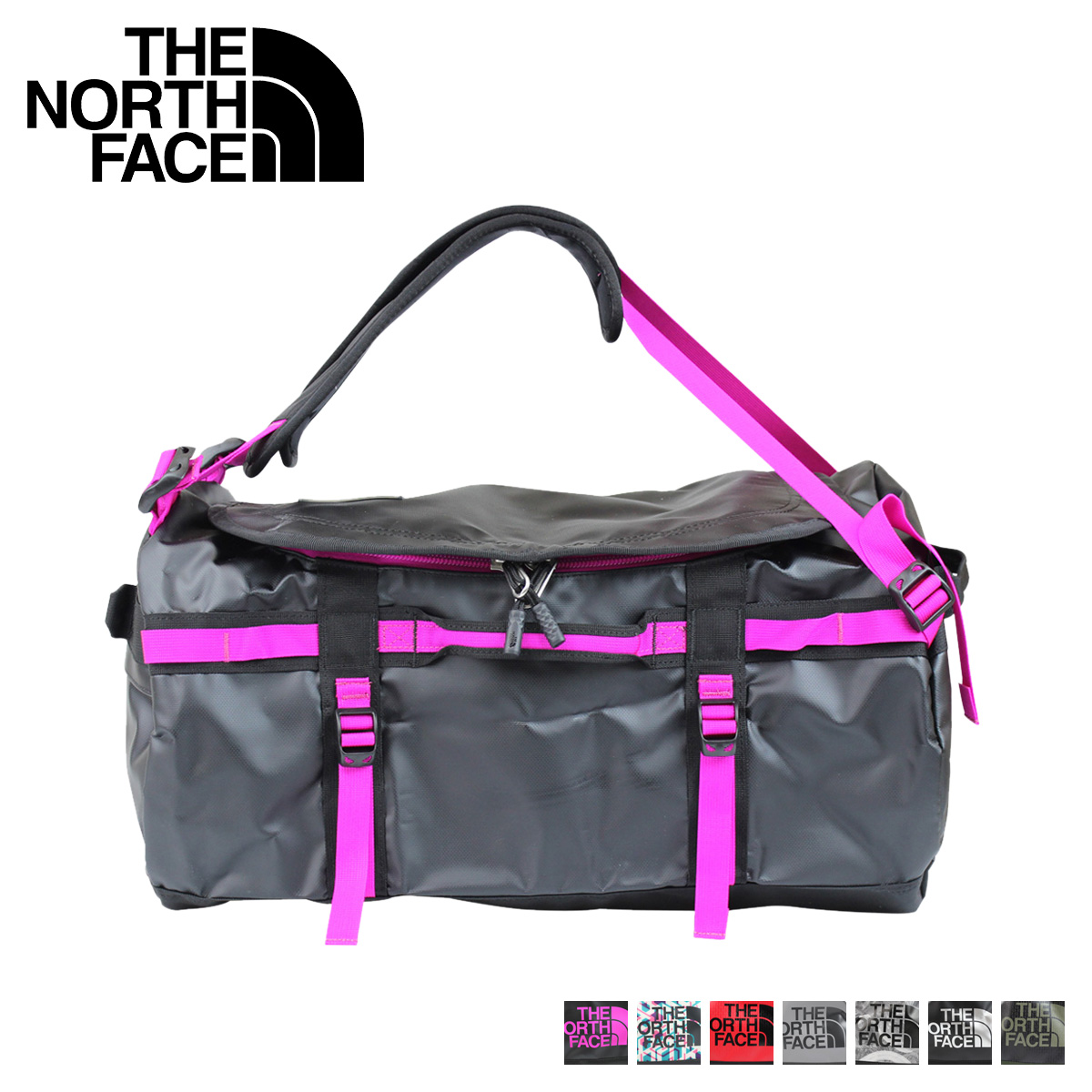 bfacefd640ca Points five times «soon» «10 21 days stock» north face THE NORTH FACE mens  Womens duffle bags bag CWW3 50 l 7 color BASE CAMP DUFFEL-S  10 21 new in  stock