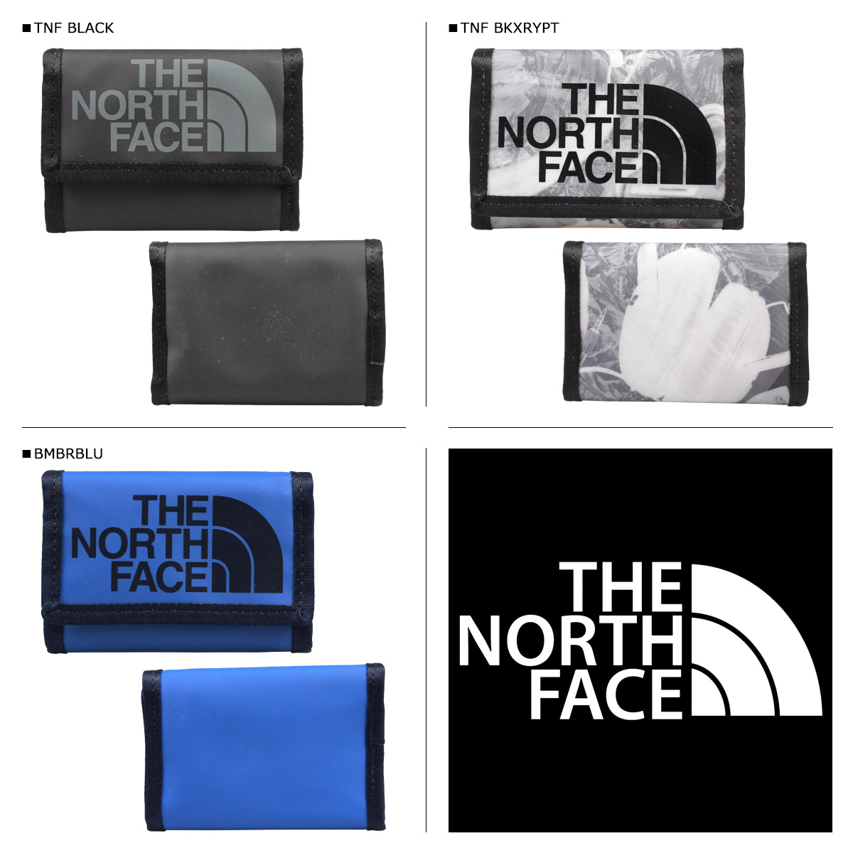 401067edb North face THE NORTH FACE mens Womens wallet tri-fold wallet CE69 3 color  BASE CAMP WALLET [10/21 new in stock]