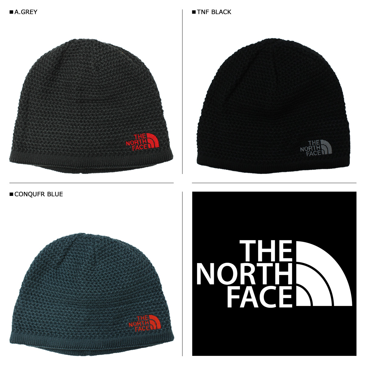 55efe6581ce «Soon» «10 7 days stock» north face THE NORTH FACE men s women s knit hat  Beanie knit Cap ABFN 3 color WICKED BEANIE  10 7 new in stock