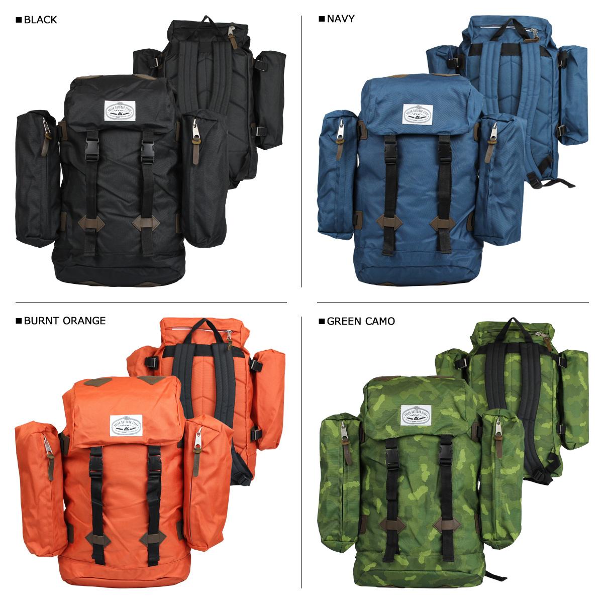 433c2ce6c ... Polar POLER mens ladies rucksack backpack 532020 CLASSIC RUCKSACK ...