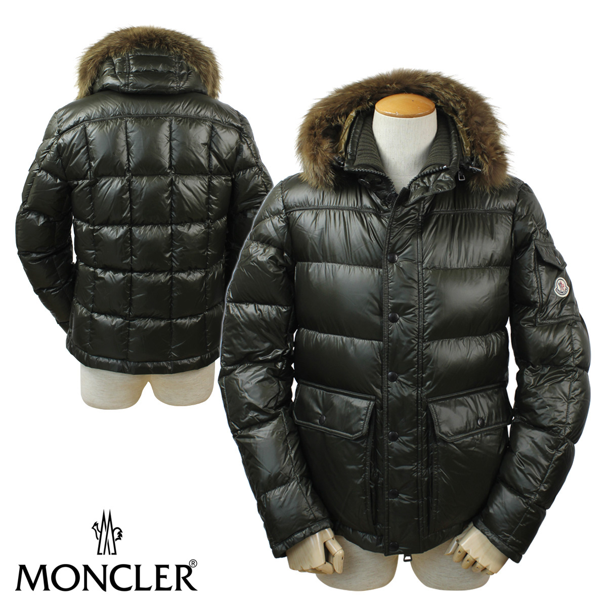 f6a6075c3101 ALLSPORTS  Hubert HUBERT JACKET, MONCLER MONCLER men s down jacket  11   4  new in stock    Rakuten Global Market