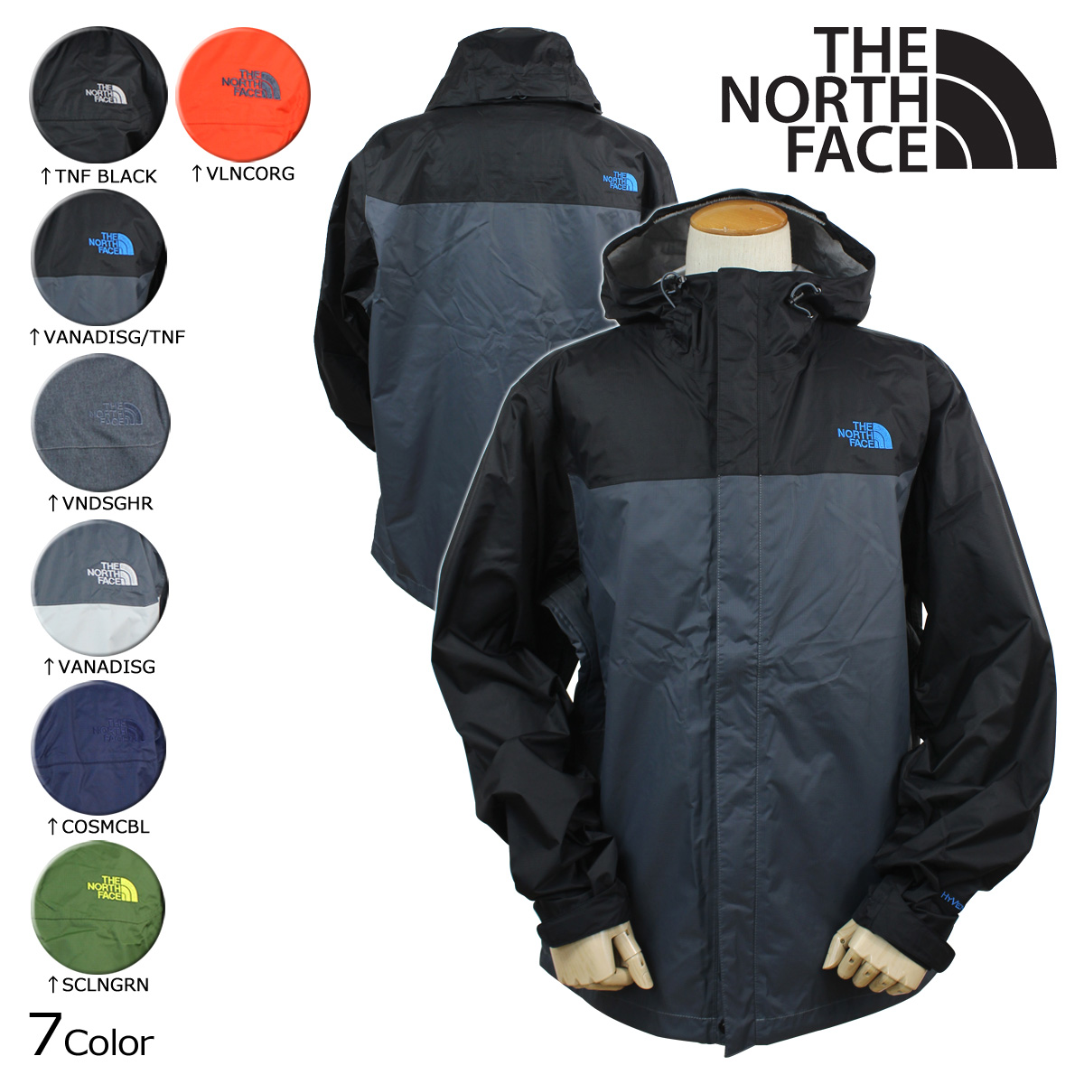 90ac17ab6 The north face THE NORTH FACE nylon jacket mens jacket waterproof 2014, new  A8AR8 color MEN's VENTURE JACKET [10 / 11 new stock] [regular]