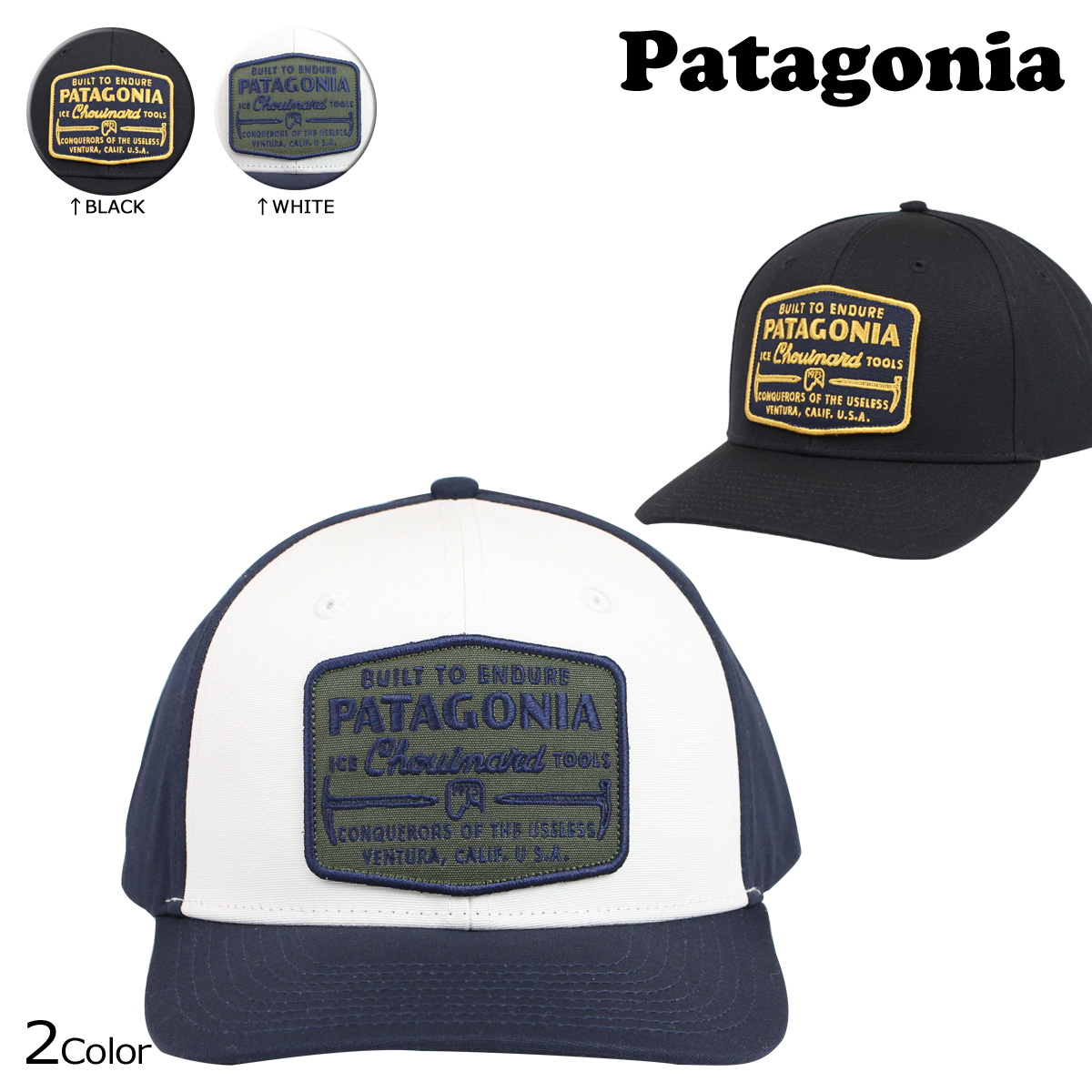 ALLSPORTS  Patagonia patagonia men s Cap snap back Cap 38045 2 color ... 5747500e62b