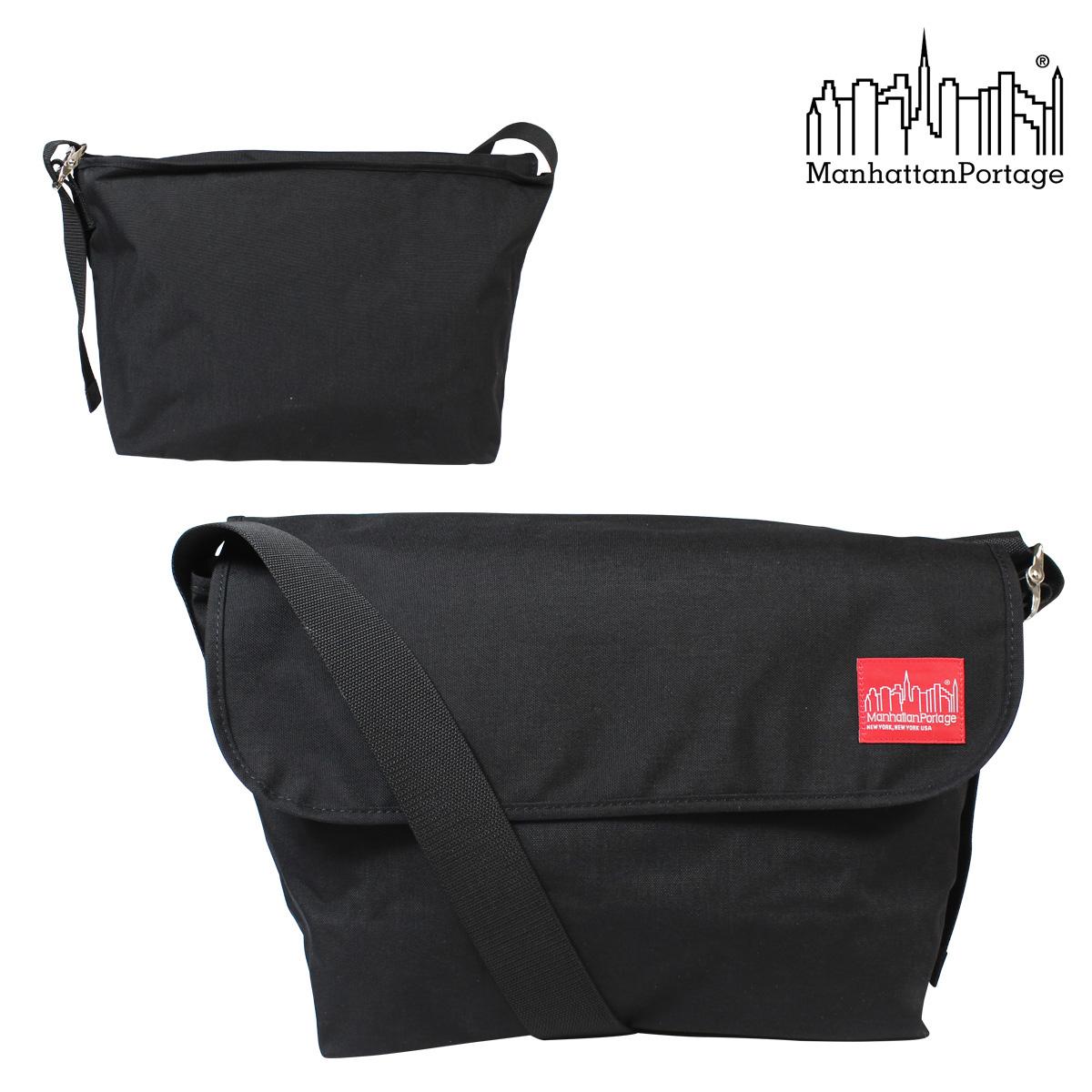 Manhattan Portage マンハッタンポーテージ メッセンジャーバッグ ショルダーバッグ 1607V メンズ レディース [187]
