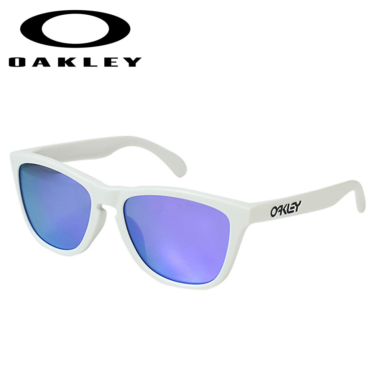 8f49b8a76435 Oakley Oakley Sunglasses Frogskins Asian Fit frog skin mens Womens glasses  Asian fit OO9245-17 ...