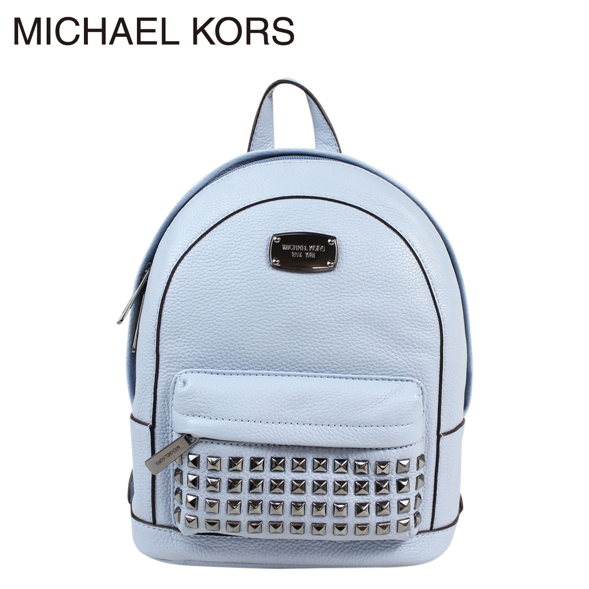 MICHAEL KORS Michael Kors rucksack backpack 35T6TTTB5L pale blue ladies [8/2 new in stock]