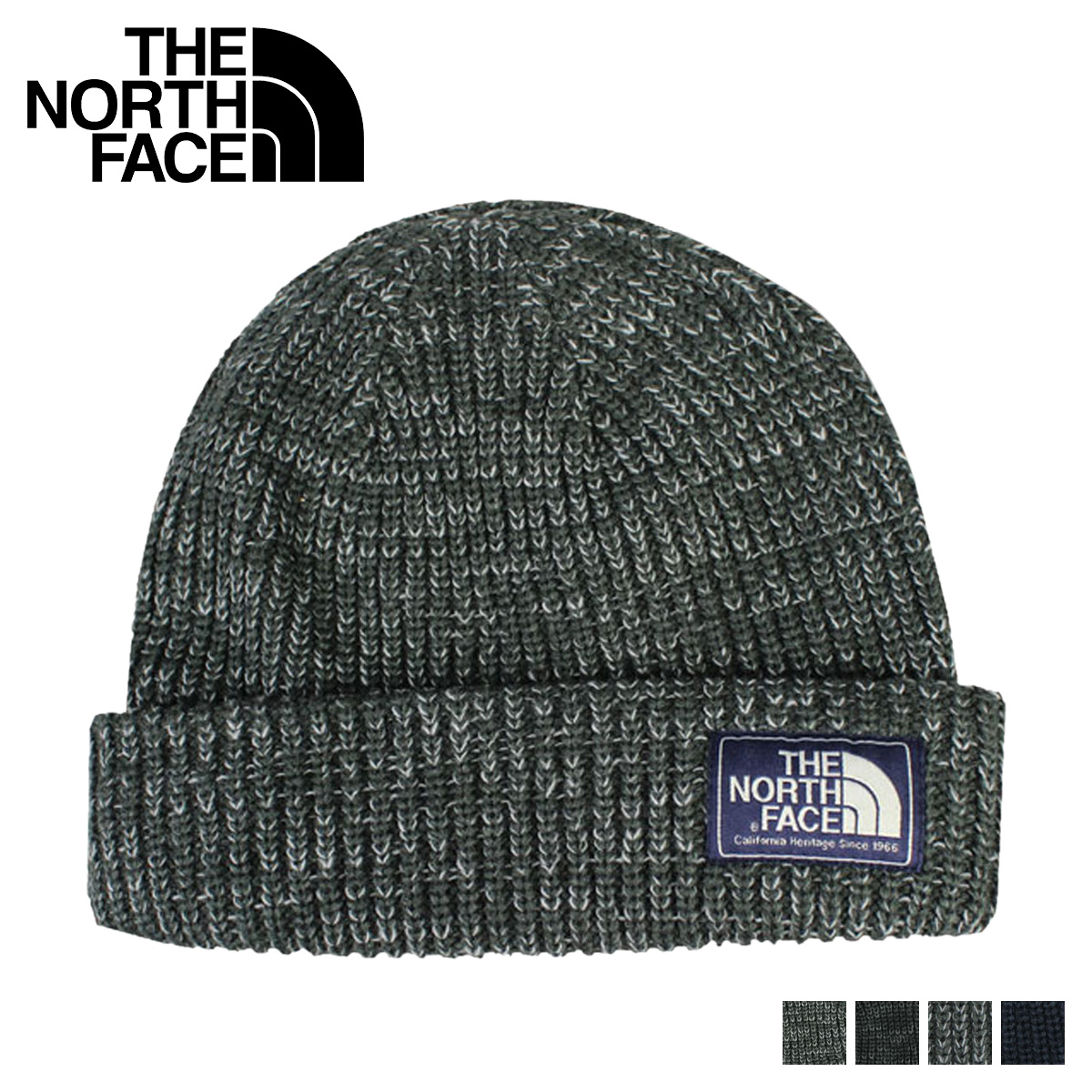 a51d07edcde37 «Soon» «10 7 days stock» north face THE NORTH FACE mens ladies knit hat  Beanie knit Cap A6W3 2 color SALTY DOG BEANIE  10 7 new in stock