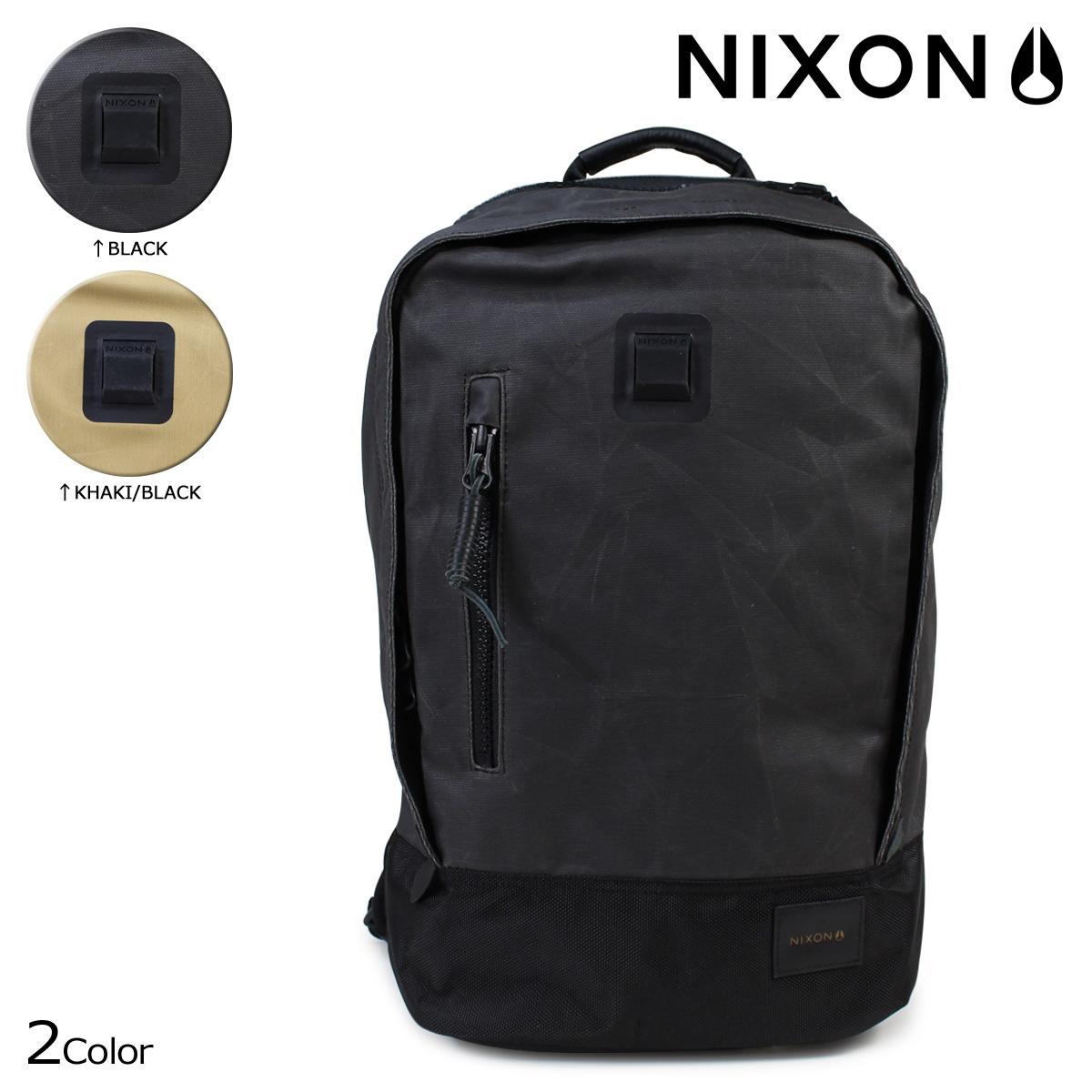 NIXON リュック ニクソン バックパック 19L BASE BACKPACK C2185 メンズ レディース [172] 【決算セール 返品不可】