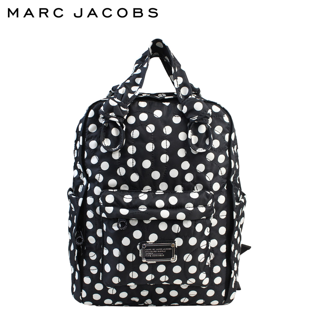1f6540c9cb10 Mark by mark Jacobs rucksack MARC BY MARC JACOBS backpack A4 2WAY M0009440  PRETTY NYLON KNAPSACK Lady s  3 14 Shinnyu load