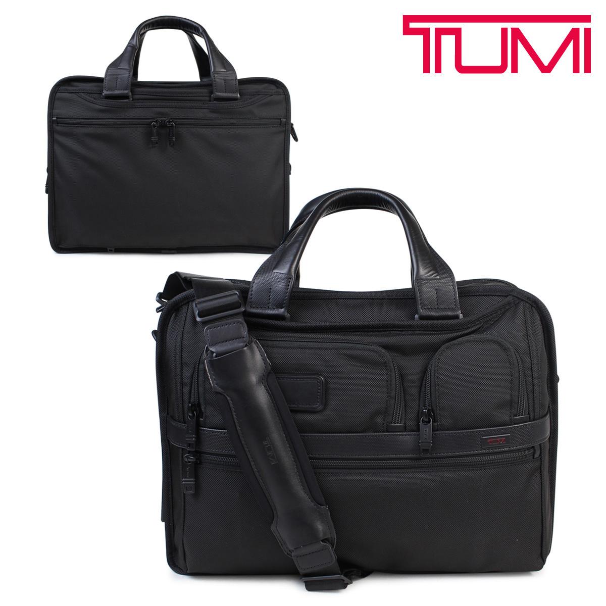 TUMI EXPANDABLE ORGANIZER COMPUTER BRIEF トゥミ ビジネス バッグ メンズ 026141D2 ALPHA2 ブリーフケース [185]