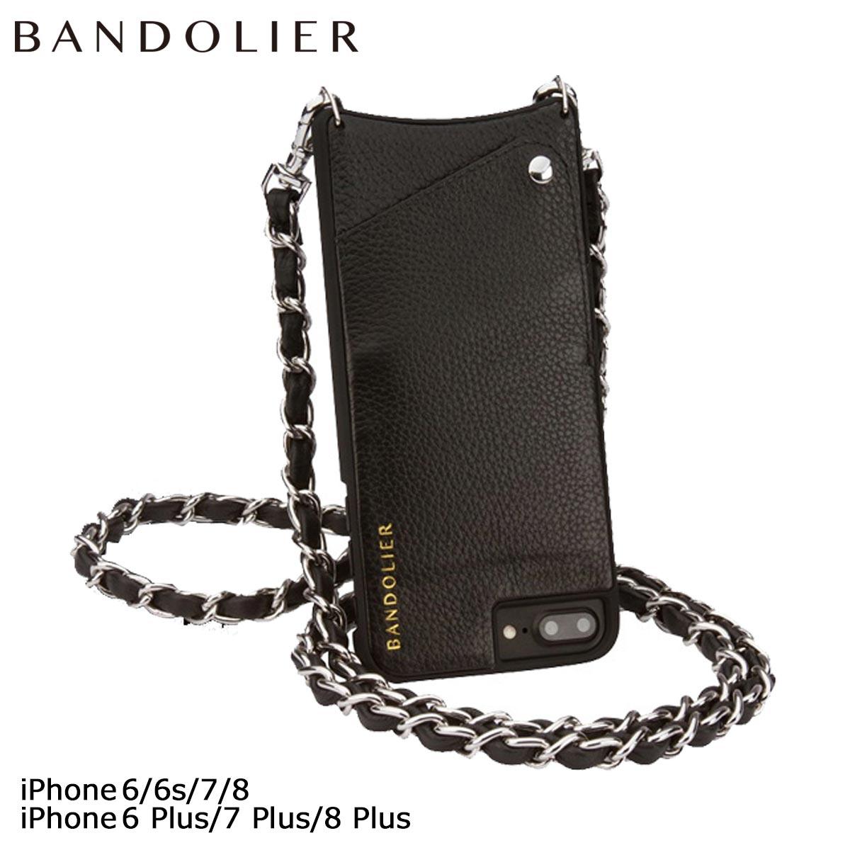 BANDOLIER LIBBY バンドリヤー iPhone8 iPhone7 7Plus 6s ケース スマホ アイフォン プラス レザー メンズ レディース