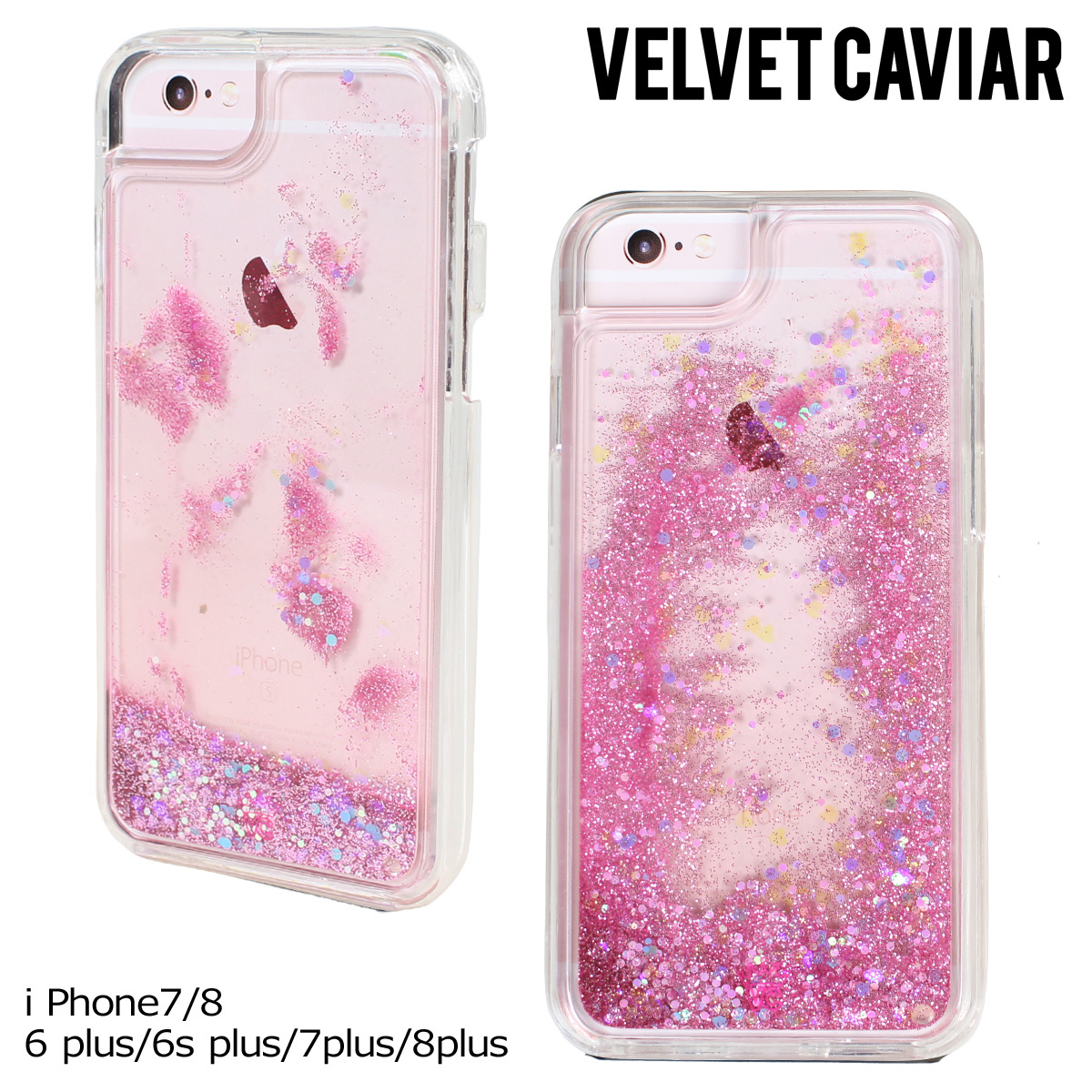 more photos c7915 6dd8b Velvet Caviar PINK HOLOGRAPHIC GLITTER IPHONE CASE velvet caviar iPhone8 7  Plus 6s six cases smartphone iPhone case glitter eyephone iPhone velvet ...