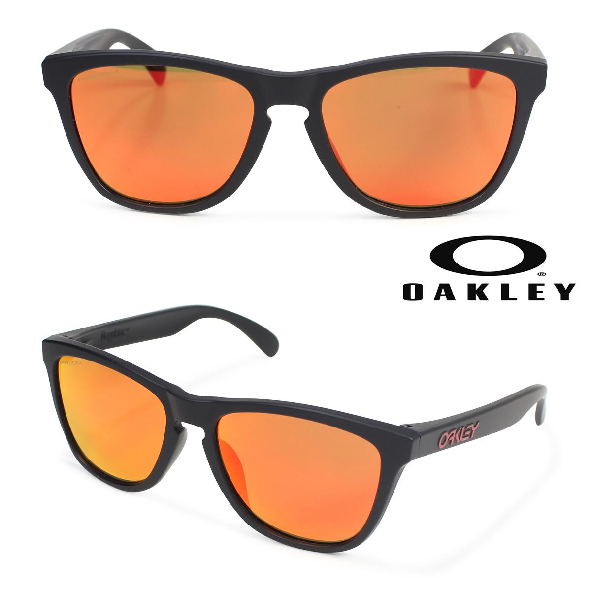 Oakley サングラス アジアンフィット オークリー Frogskins フロッグスキン ASIA FIT OO9245-6354 メンズ レディース [177] 【決算セール 返品不可】
