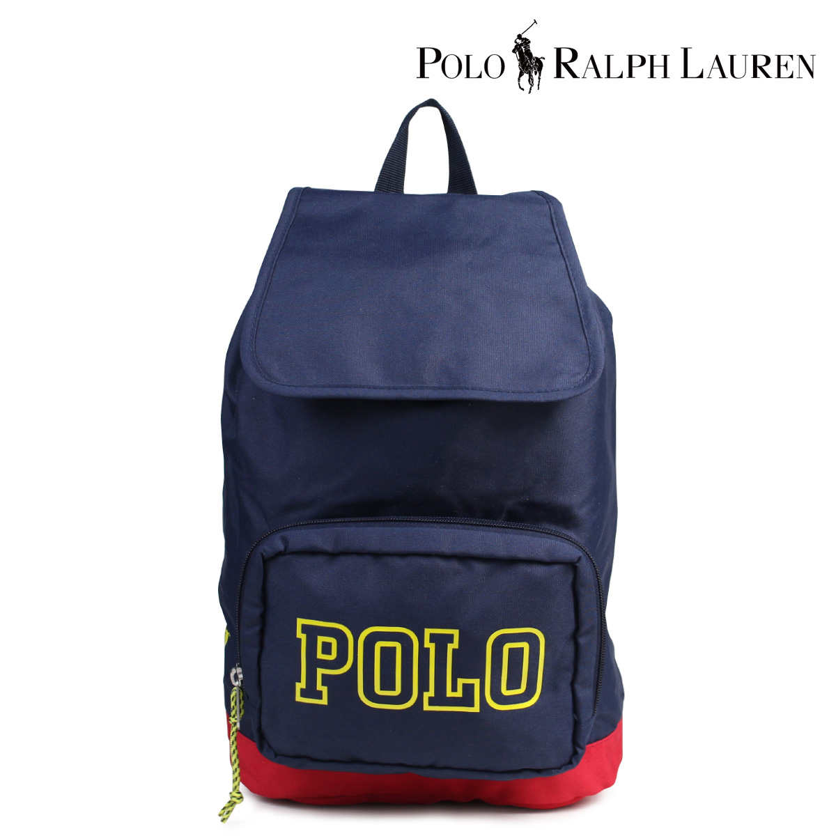 ALLSPORTS  RALPH LAUREN rucksack bag backpack POLO Ralph Lauren polo men  gap Dis navy  7 25 Shinnyu load   177   224e68304dc0d