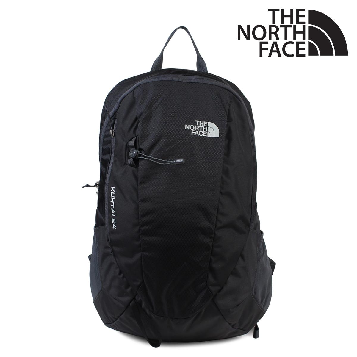 THE NORTH FACE リュック ノースフェイス メンズ レディース バックパック KUHTAI24 NFT92ZDL KT0 ブラック [179]
