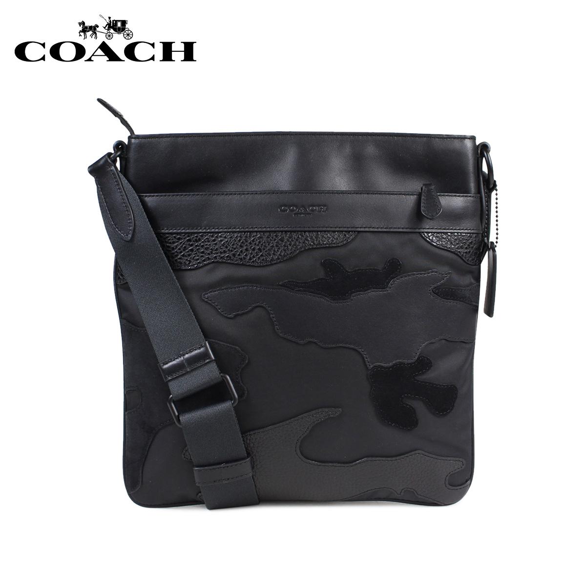725c9fb08b8e4 Take a COACH SHOULDER BAG coach bag shoulder bag men slant; F11588  camouflage [10 ...
