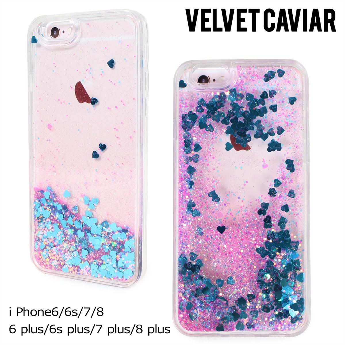 newest 98091 d36f3 Velvet Caviar HEARTS GLITTER IPHONE CASE velvet caviar iPhone8 iPhone7 8  Plus 7Plus 6s six cases smartphone iPhone case eyephone iPhone velvet  Lady's ...