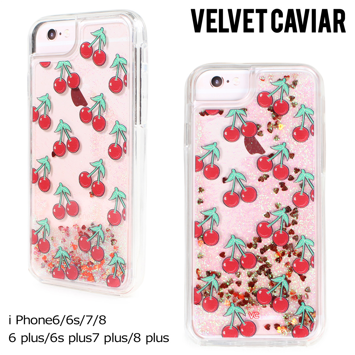 on sale 1643d 8e702 Velvet Caviar CHERRY BOMB IPHONE CASE velvet caviar iPhone8 iPhone7 8 Plus  7Plus 6s six cases smartphone iPhone case eyephone iPhone velvet Lady's ...