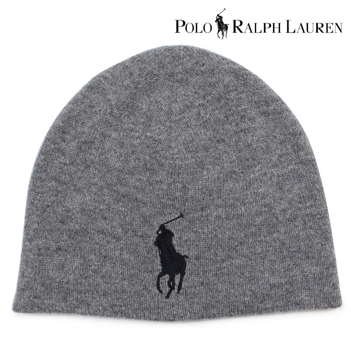 1846af84d22 ALLSPORTS  POLO RALPH LAUREN BIG PONNY WATCH CAP polo Ralph Lauren ...