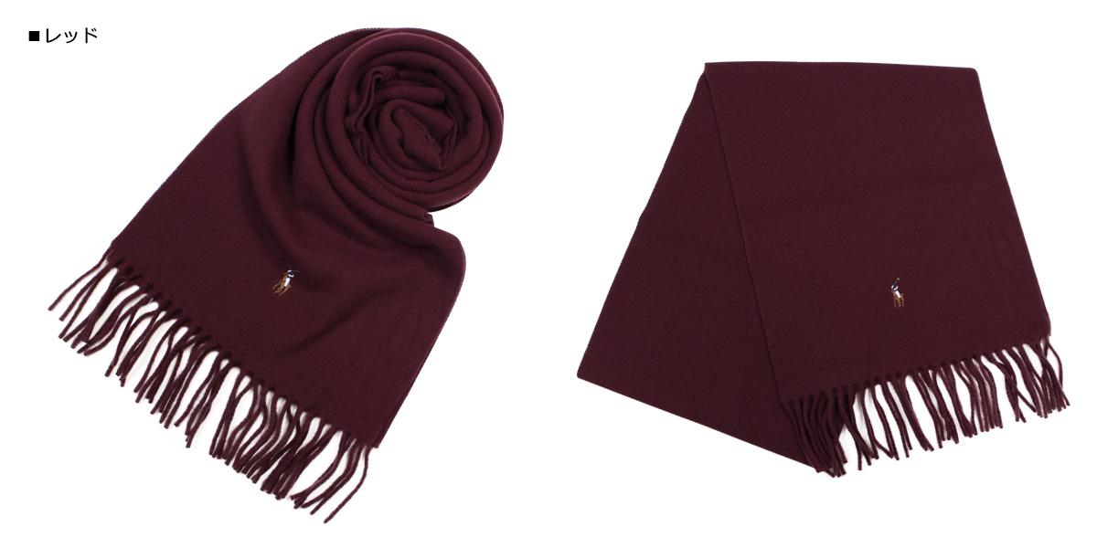 POLO RALPH LAUREN SIGNATURE ITALIAN VIRGIN WOOL SCARF polo Ralph Lauren  scarf men gap Dis knit wool PC0001  12 6 Shinnyu load   1712  5ad9e4f401262