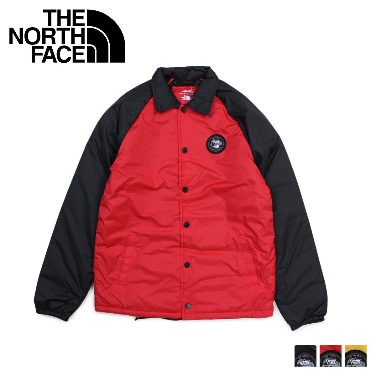 00603c875 THE NORTH FACE VANS TORREY MTE JACKET North Face vans jacket coach jacket  men station wagons black [11/20 Shinnyu load] [1711]
