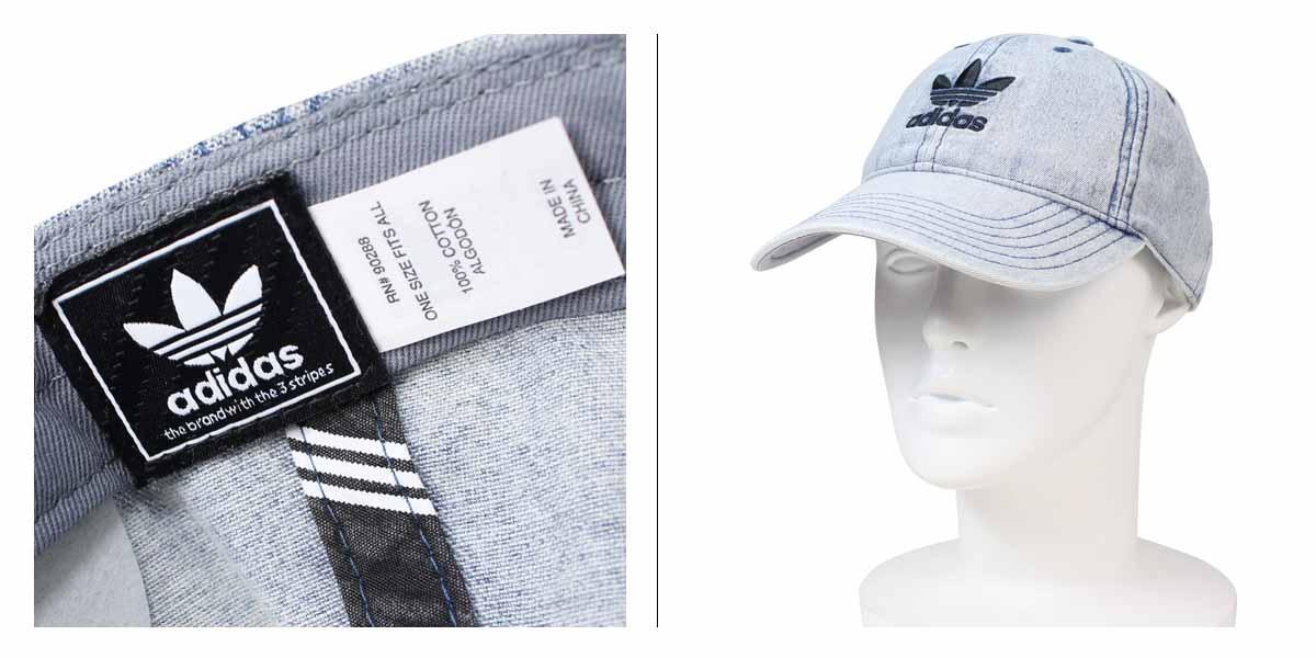 98517bb867942 adidas originals Adidas cap hat men gap Dis strap back cotton denim BI0027   1 4 Shinnyu load   1801