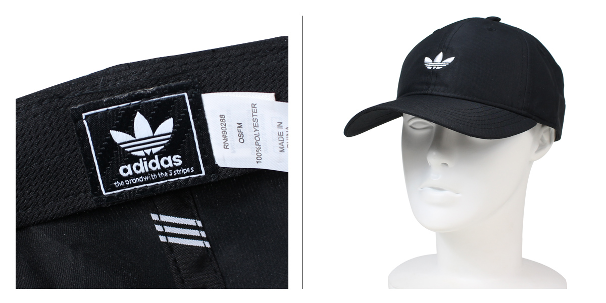 adidas originals Adidas cap hat men gap Dis strap back black BI4547  1 4  Shinnyu load   1801  4c0ade81d1e