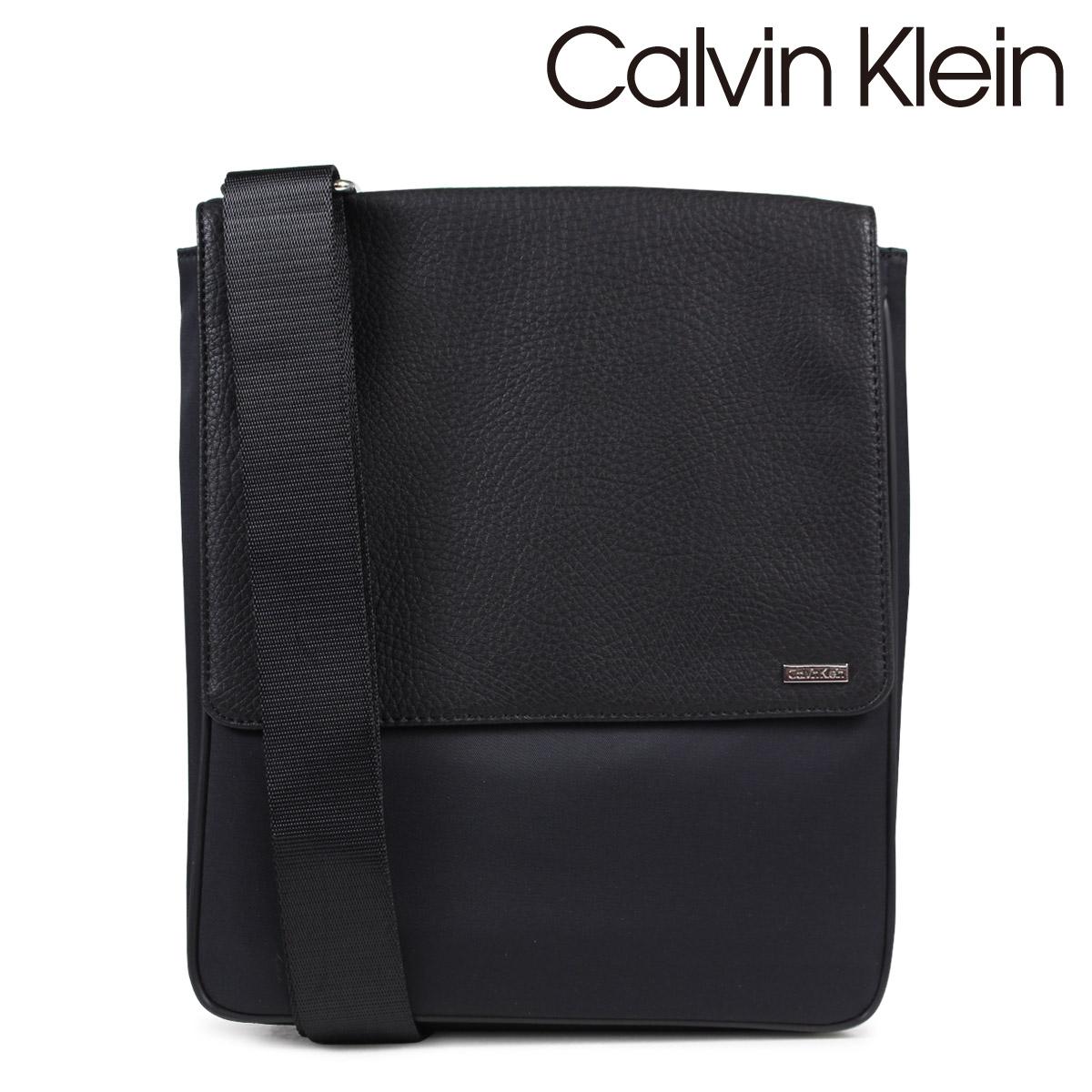 421b5e69d59 Calvin Klein COTTON NYLON REPORTER Calvin Klein bag men shoulder bag black  75026796 [2/ ...